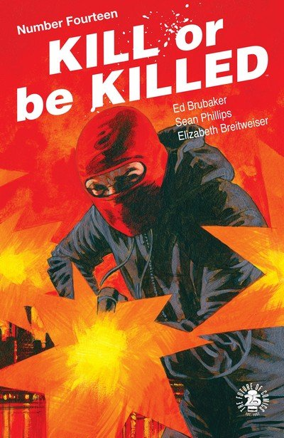 Kill Or Be Killed #14 (2017)