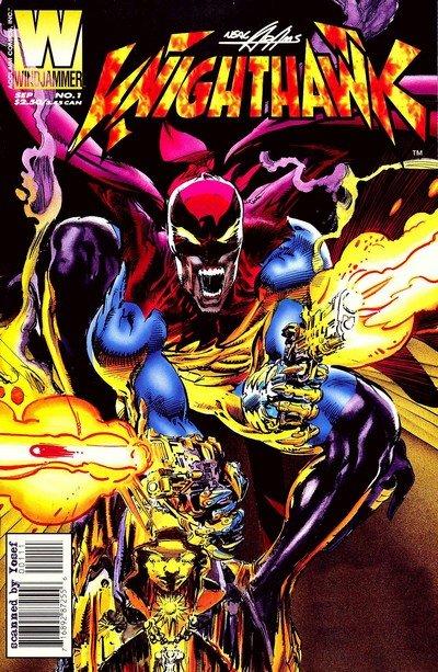 Knighthawk #1 – 6 (1995)