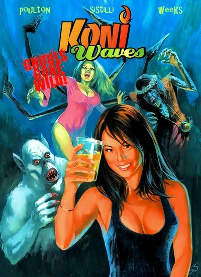 Koni Waves – Ghouls Gone Wild #1 (2008)