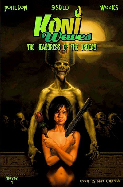 Koni Waves – Headdress of The Damned #1 (2007)
