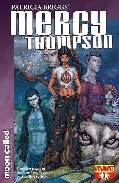 Mercy Thompson – Moon Called #1 – 8 + TPB Vol. 1 – 2 (2010-2012)