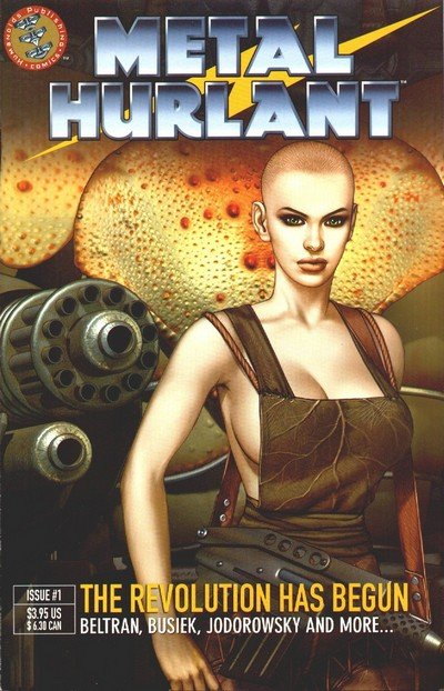 Metal Hurlant #1 – 14 (2002-2004)