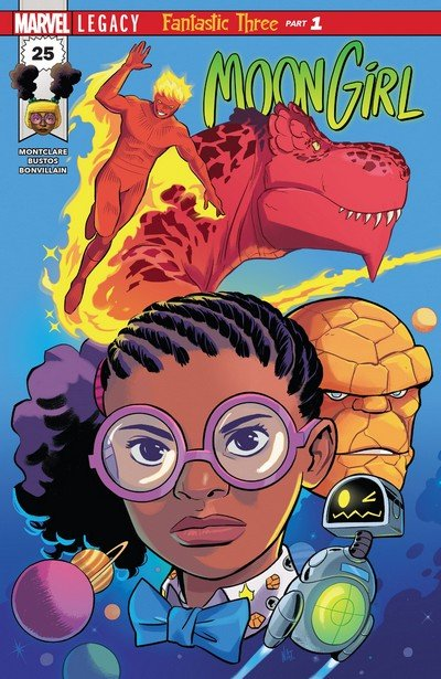 Moon Girl and Devil Dinosaur #25 (2017)