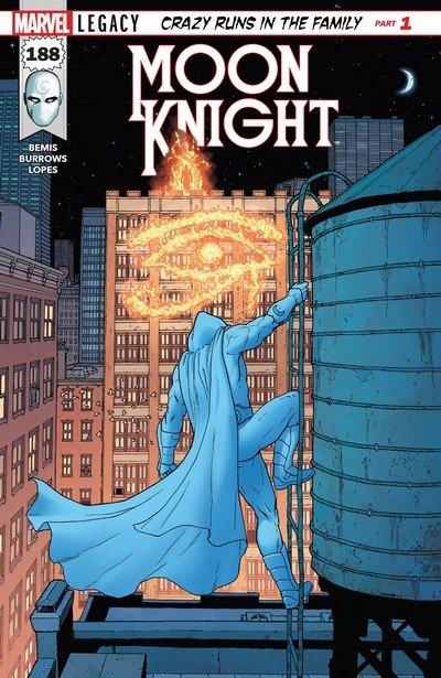 Moon Knight #188 (2017)