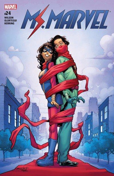 Ms. Marvel #24 (2017)