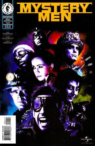 Mystery Men Movie Adaptation #1 – 2 (1999)