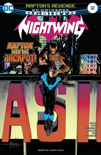 Nightwing #32 (2017)