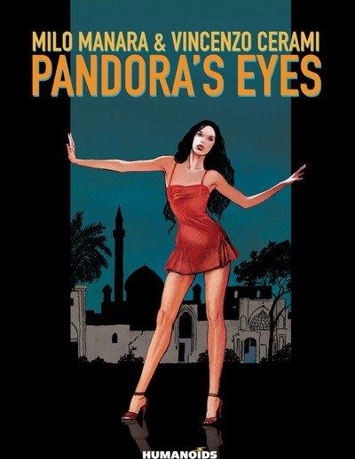 Pandora's Eyes (2010)