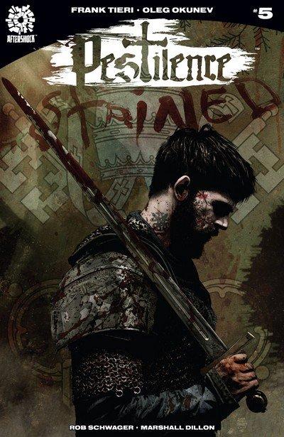 Pestilence #5 (2017)