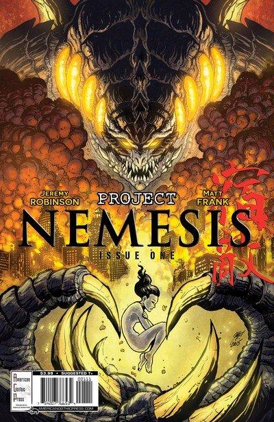 Project Nemesis #1 – 6 (2015-2016)