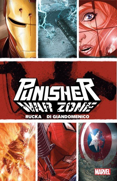 Punisher – Enter The War Zone (TPB) (2013)