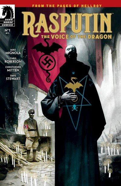 Rasputin – The Voice of the Dragon #1 (2017)