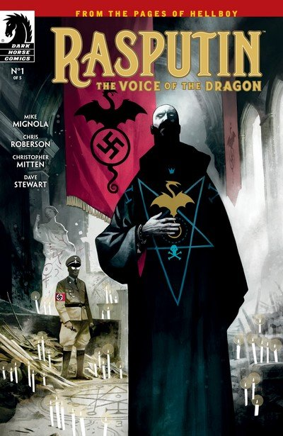 Rasputin – The Voice of the Dragon #1 (2017)