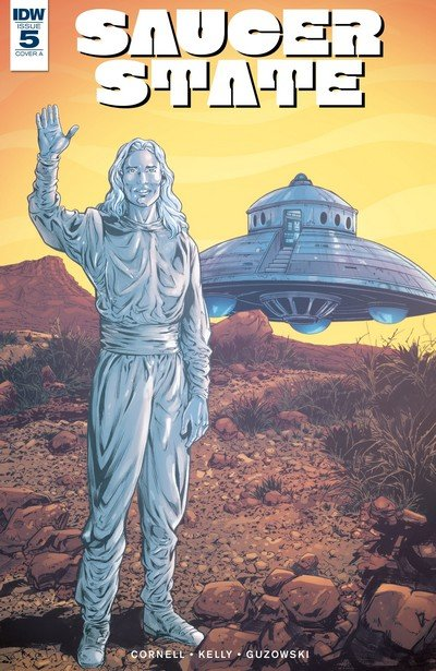 Saucer State #5 (2017)