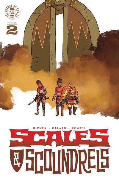 Scales & Scoundrels #2 (2017)