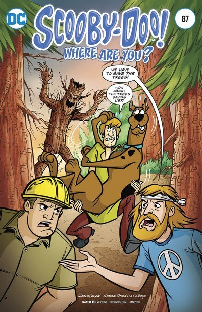 Scooby-Doo – Where Are You #87 (2017)