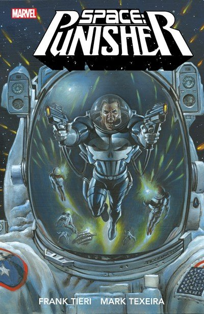 Space – Punisher (TPB) (2012)