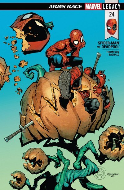 Spider-Man – Deadpool #24 (2017)