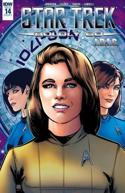 Star Trek – Boldly Go #14 (2017)