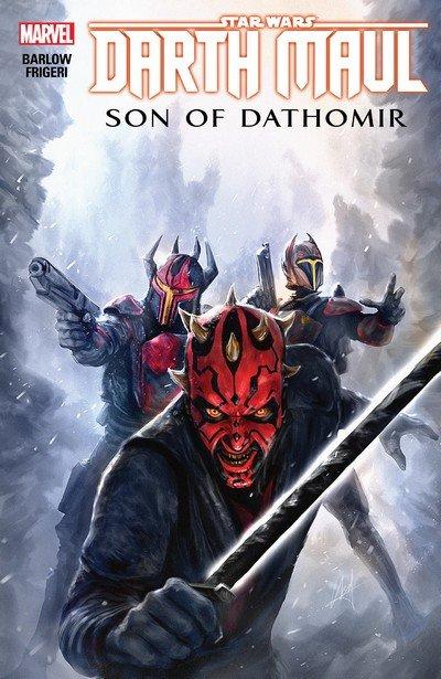 Star Wars – Darth Maul – Son of Dathomir (Marvel Edition) (2017)