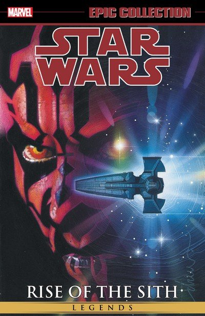 Star Wars Legends Epic Collection – Rise of the Sith Vol. 2 (2017)