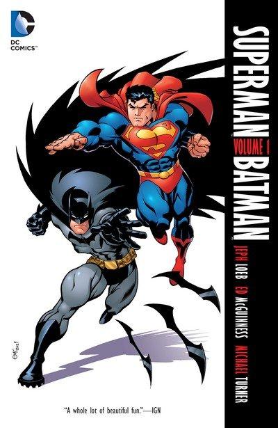 Superman-Batman Vol. 1 – 6 (TPB) (2014-2017)