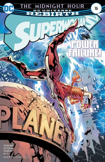 Superwoman #16 (2017)