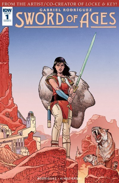 Sword of Ages #1 (2017)
