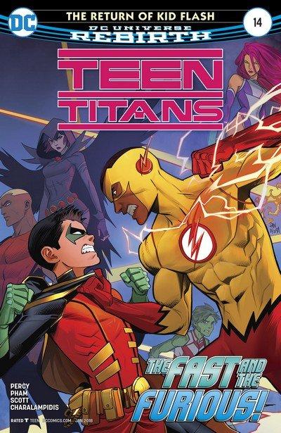 Teen Titans #14 (2017)