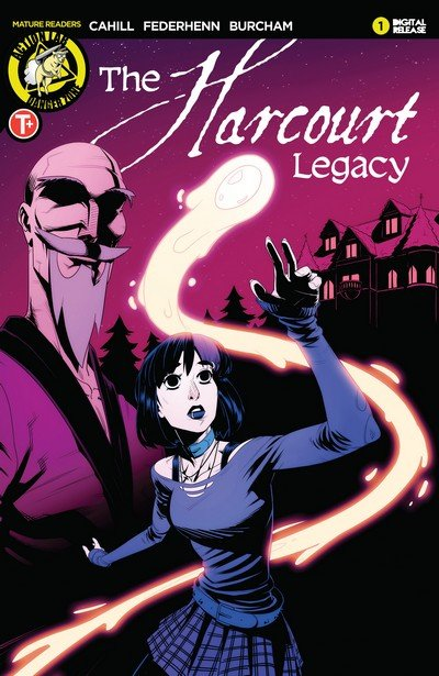 The Harcourt Legacy #1 (2017)