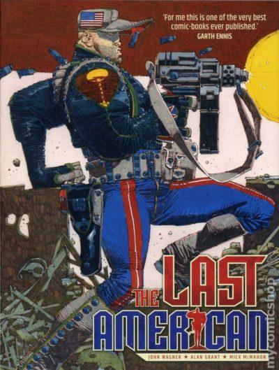 The Last American (TPB) (2017)