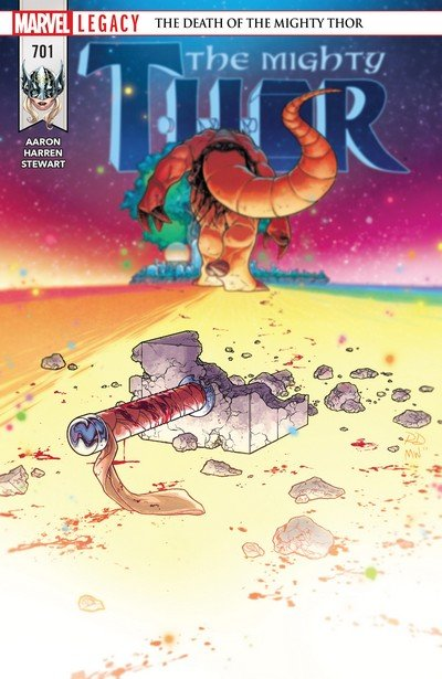 The Mighty Thor #701 (2017)