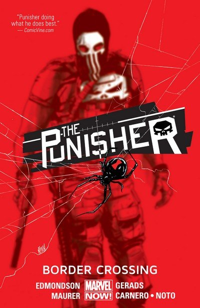 The Punisher Vol. 2 – Border Crossing (TPB) (2015)