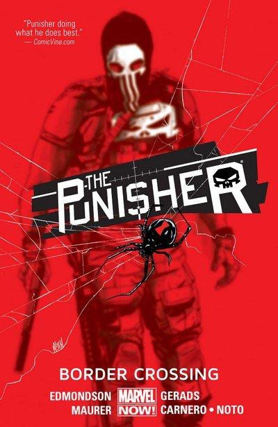 The Punisher Vol. 2 – Border Crossing (TPB) (2015)
