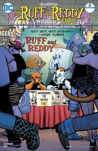 The Ruff & Reddy Show #2 (2017)