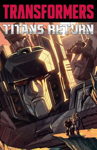 The Transformers – Titans Return Collection (2017)