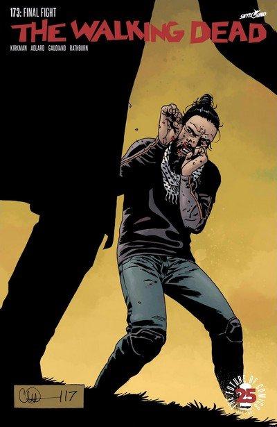 The Walking Dead #173 (2017)