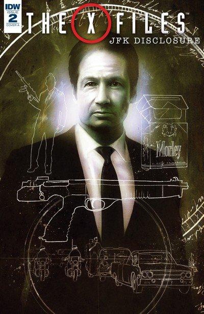 The X-Files – JFK Disclosure #2 (2017)