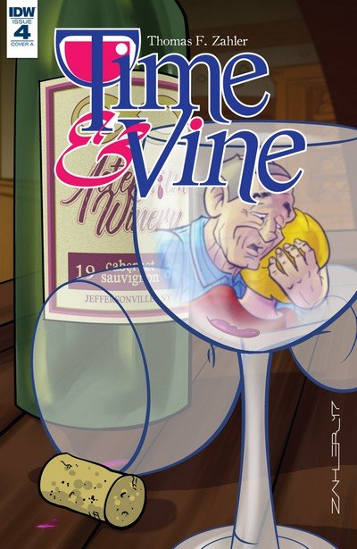Time & Vine #4 (2017)