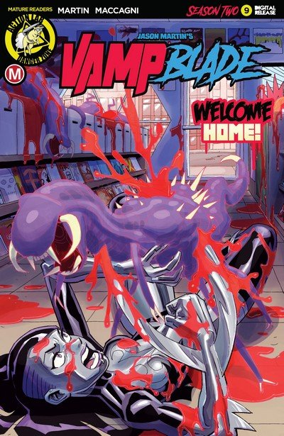 Vampblade Season 2 #9 (2017)