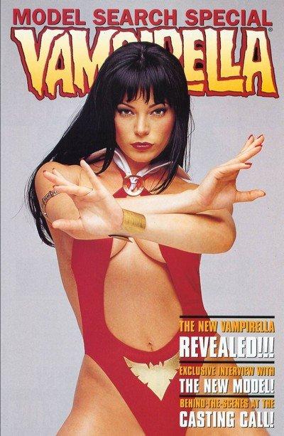 Vampirella Model Search Special #1 (2005)