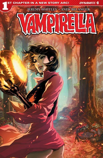 Vampirella Vol. 4 #8 (2017)
