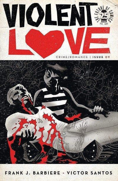 Violent Love #9 (2017)