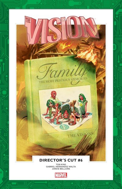 Vision – Director's Cut #6 (2017)