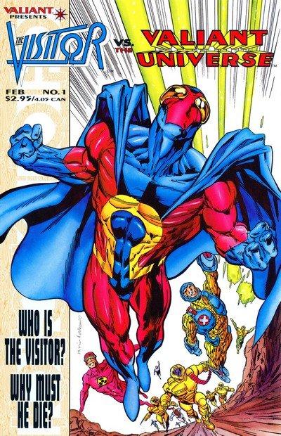 Visitor vs. the Valiant Universe #1 – 2 (1995)