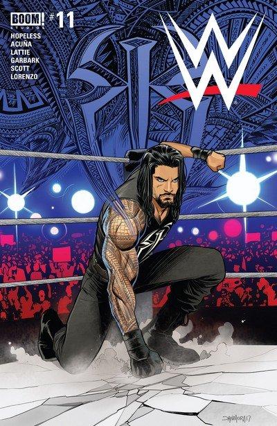 WWE #11 (2017)