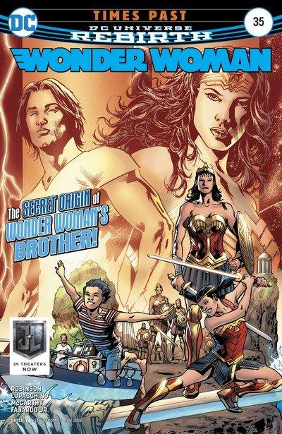Wonder Woman #35 (2017)