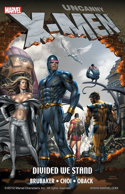 X-Men – Divided We Stand (Story Arc) (2008-2009)