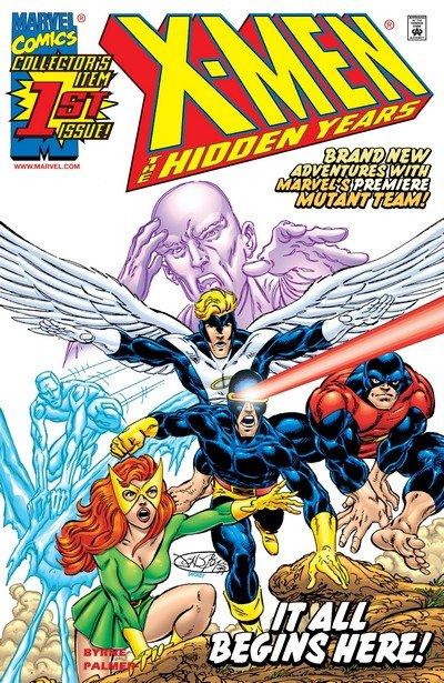 X-Men Hidden Years #1 – 22 + TPBs (1999-2001+2012)