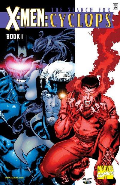 X-Men – Search for Cyclops #1 – 4 (2000-2001)